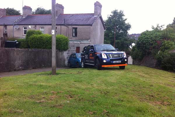 4x4 Cark Park Unit Vehicle Breakdown Recovery J&S Motors Navan 03