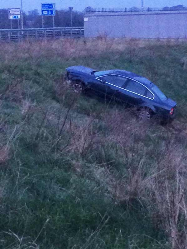 VW Passat Car Accident Recovery J&S Motors Navan