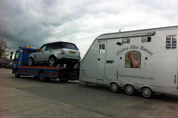 24 Recovery & Towing Service J&S Motors