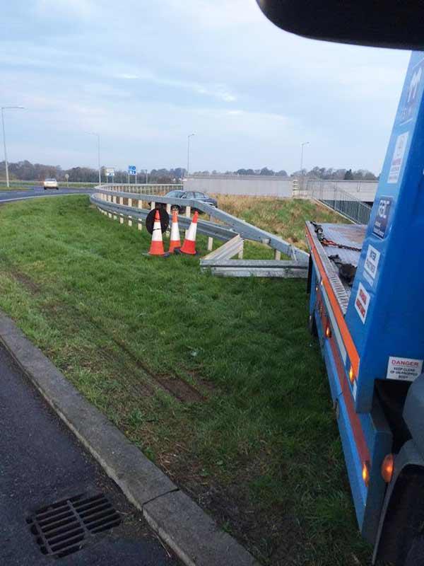 M3 Motorway Breakdown Recovery J&S Motors Navan