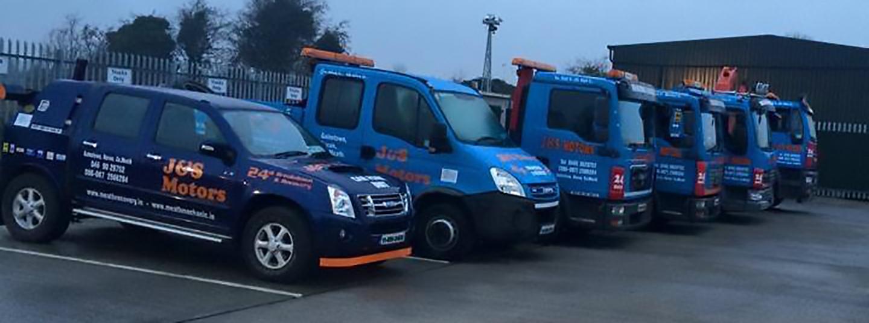 J&S Motors 24 Hour Vehicle Breakdown Recovery Navan